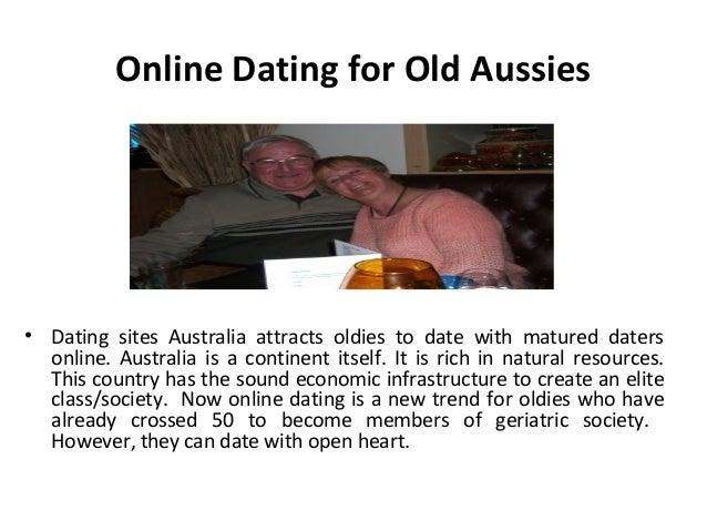 Geriatric dating sites