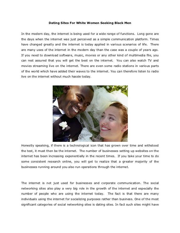 Dating sites for black females