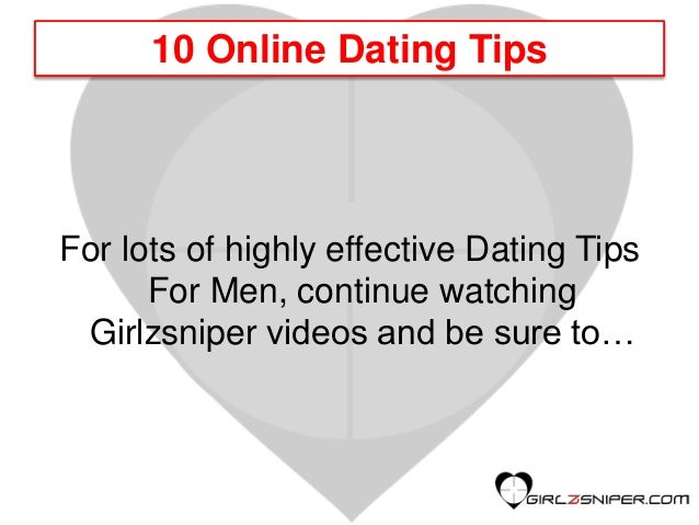 internet dating tips Online dating first message tips and tricks to help you craft the perfect first message.