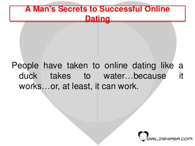 Successful internet dating tips