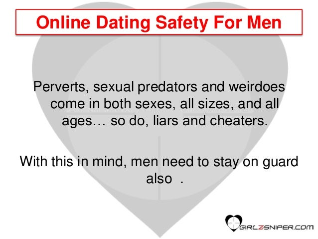 Online dating liars