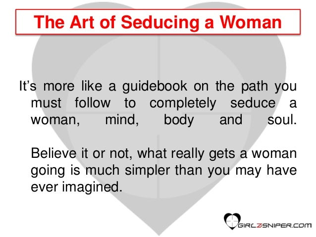Seducing tips