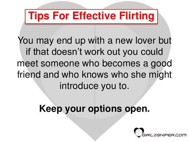 keep options open dating