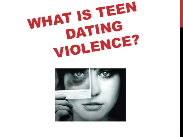 Dating violence among adolescent