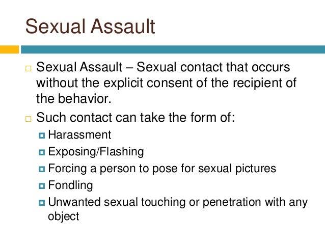 rape and dating violence