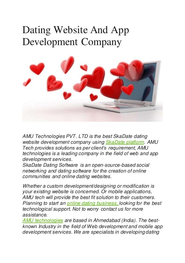 open source dating software de keuze dating show 2013