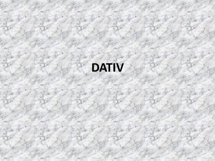 DATIV