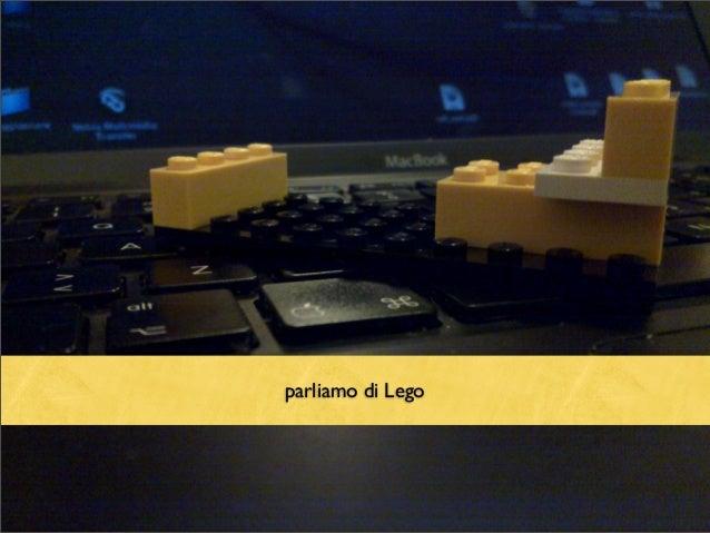 Dato pubblico e dato riutilizzabile - I Lego del Web of Data con Spaghetti Open Data Slide 3