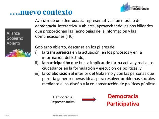 Plataformas que faciliten acceso al ejercicio del Derecho de Acceso a Información Slide 2