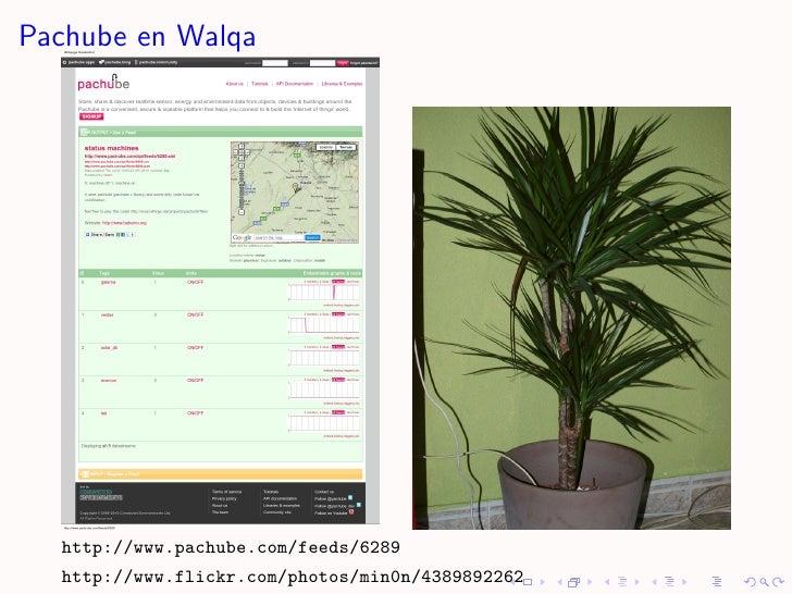 Pachube en Walqa       http://www.pachube.com/feeds/6289   http://www.flickr.com/photos/min0n/4389892262