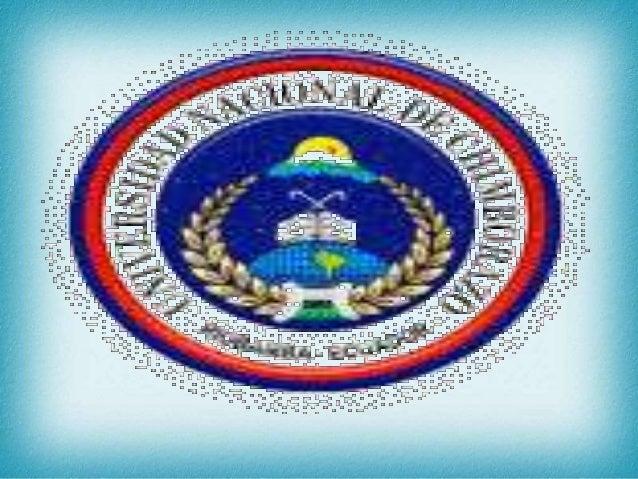 • La misión de la Universidad Nacional de Chimborazo es formar profesionales investigadores y emprendedores con bases cien...