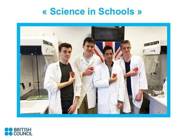 «ScienceinSchools»