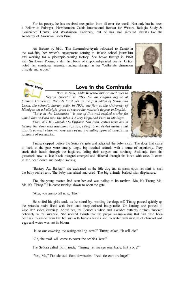 Davao Region (Philippine Literature)