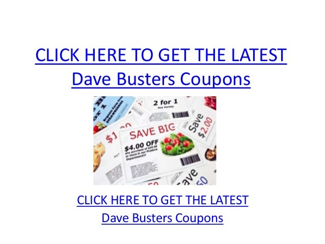 photograph about Dave and Busters Coupons Printable identified as Dave Busters discount codes - Printable Dave Busters coupon codes