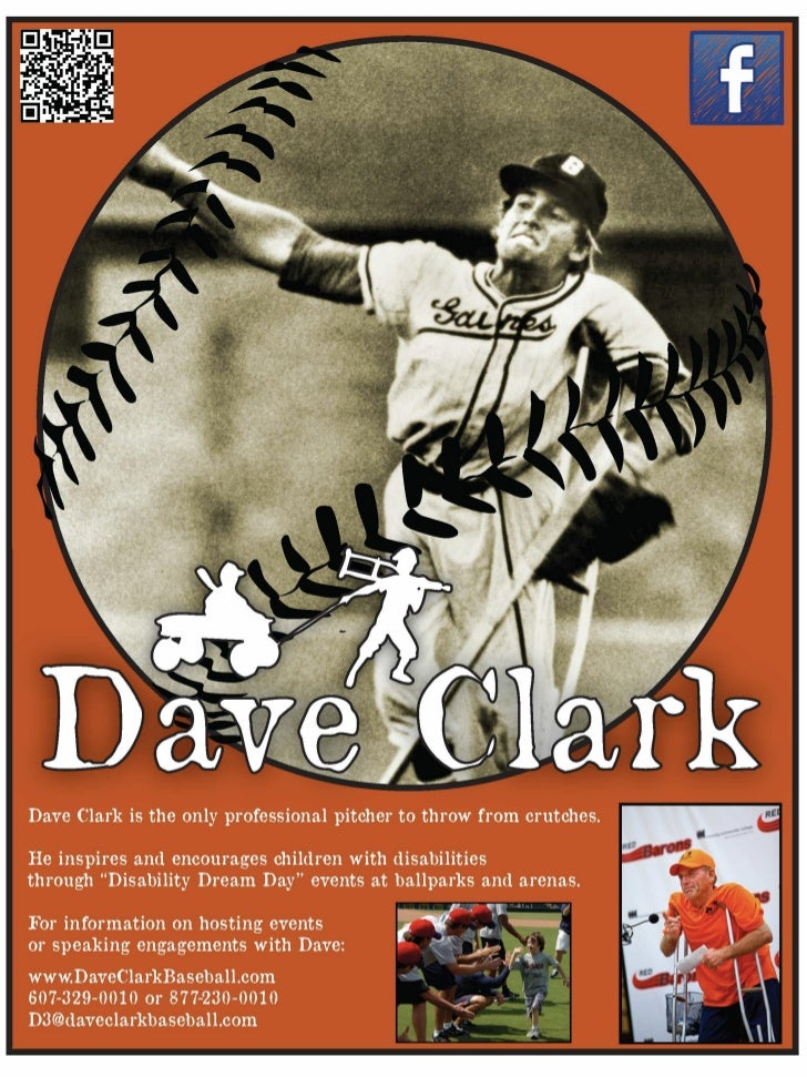 Dave Clark Bio:Dave is a native of Corning, New York, who now lives in Cape Coral,Florida, with his wife, Camilla, their d...