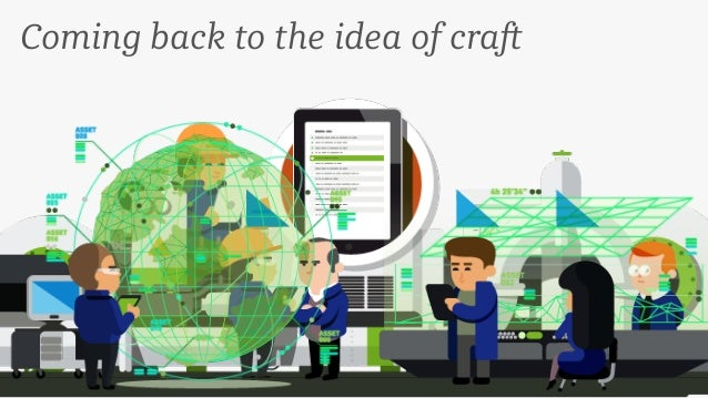 Coming back to the idea of craft