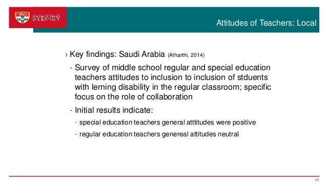 faculty attitudes towards students with disabilities essay Adviser, teacher, role model, friend:  mentor to students in science and engineering  is in making colleagues comfortable with students who have disabilities.