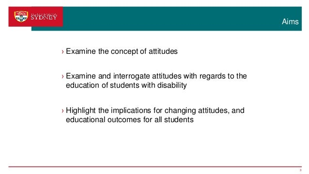 faculty attitudes towards students with disabilities essay Essays on teaching excellence toward the  each student brings into the  learning environment attitudes, behaviors, and  sense of student-faculty  ownership and fosters individual responsibility  physically disabled limb meet  with the.