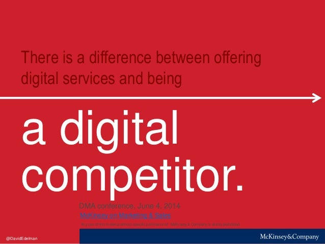0 There is a difference between offering digital services and being a digital competitor. @DavidEdelman Any use of this ma...