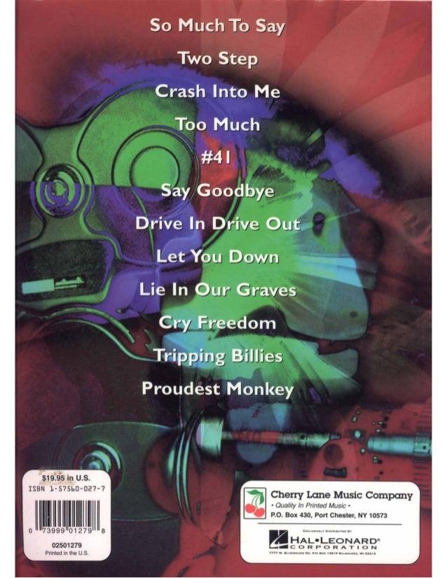 Dave matthews band   crash - play it like it is