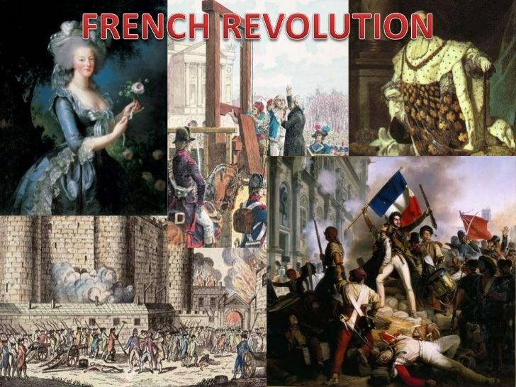 FRENCH REVOLUTION<br />