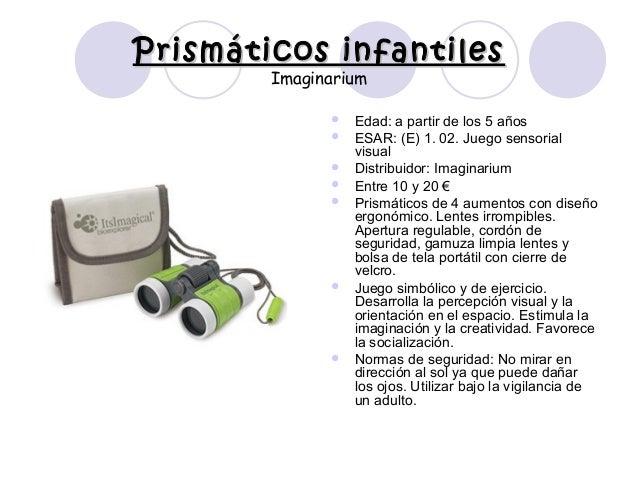prismaticos ninos imaginarium