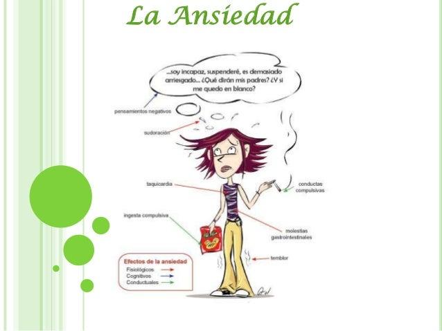 La Ansiedad