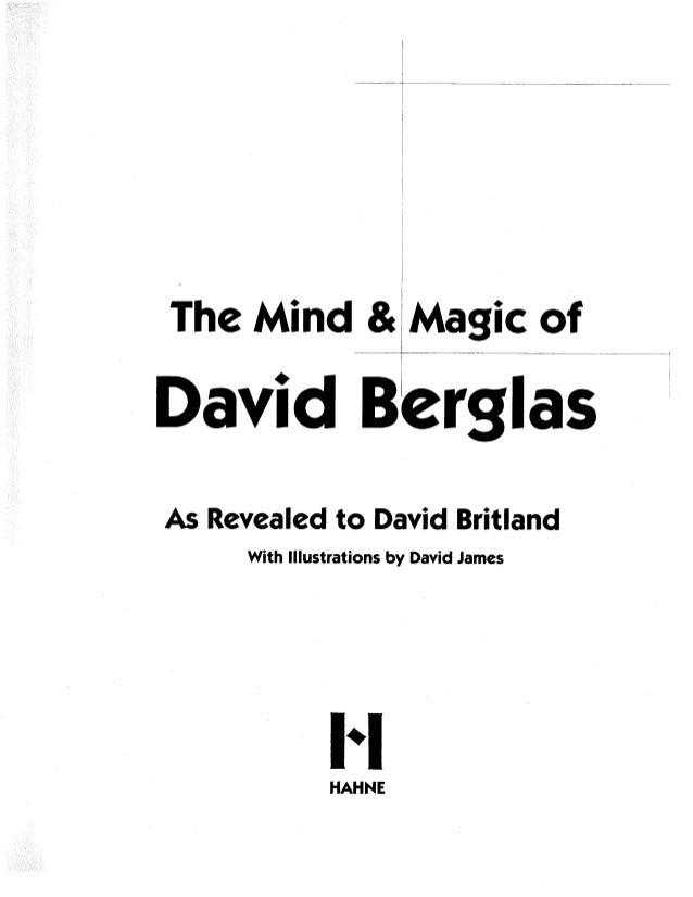 Berglas Effect