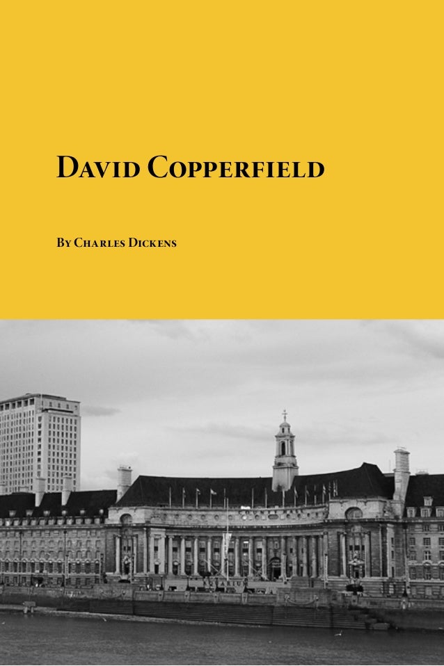 David CopperfieldBy Charles DickensDownload free eBooks of classic literature, books andnovels at Planet eBook. Subscribe ...