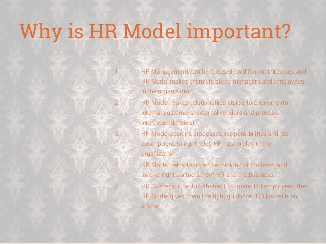 what role should the internet play in the new hr organization But what role does hr play in csr and does the why hr needs to take a leadership role and take an active role in an organization's.