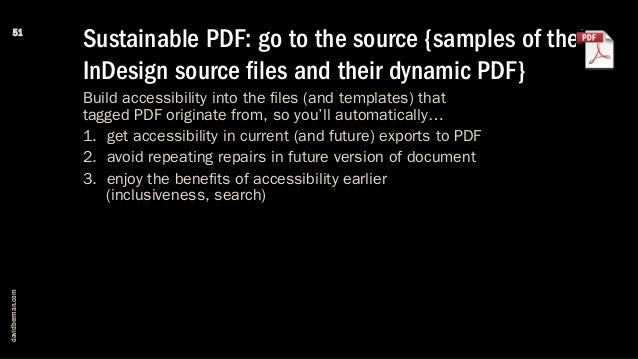 Demystifying wcag 20 an intro to web office indesign pdf acces 51 fandeluxe Choice Image