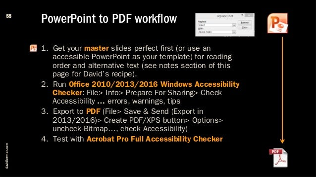Demystifying wcag 20 an intro to web office indesign pdf acces 55 56 adobe indesign to pdf fandeluxe Choice Image