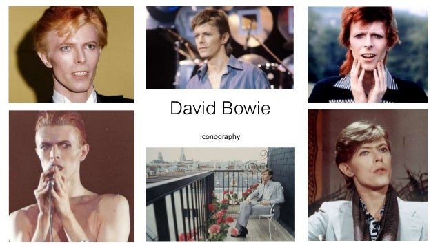 David Bowie Iconography