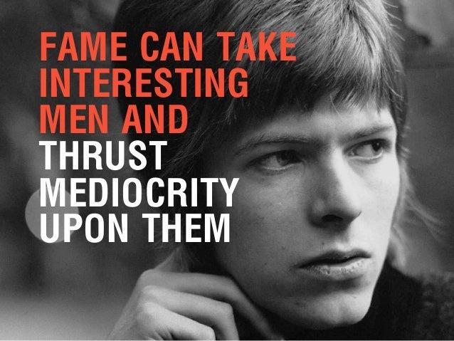 10 Memorable David Bowie Quotes Slide 2