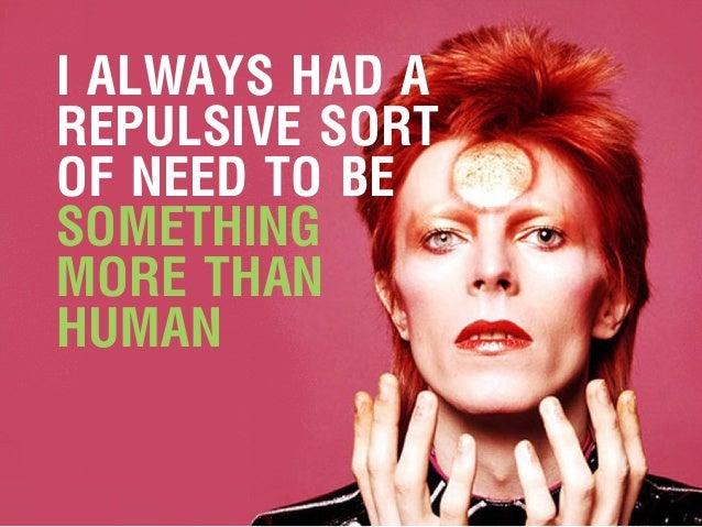 10 Memorable David Bowie Quotes Slide 3