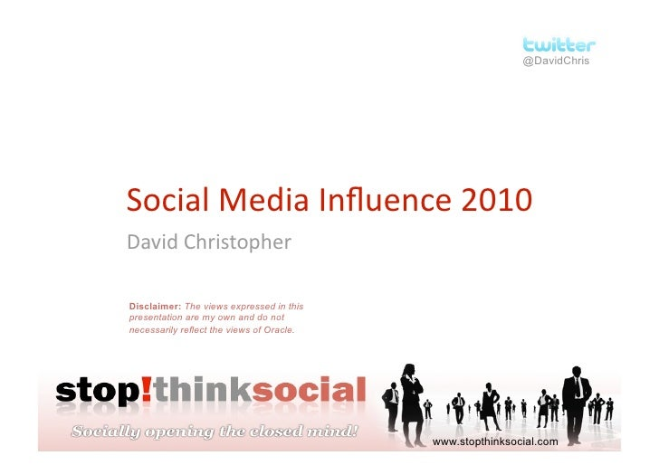@DavidChris     Social