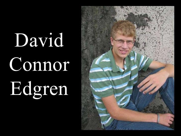 David Connor Edgren