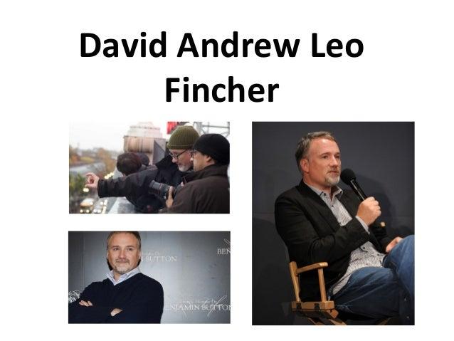 David Andrew Leo Fincher