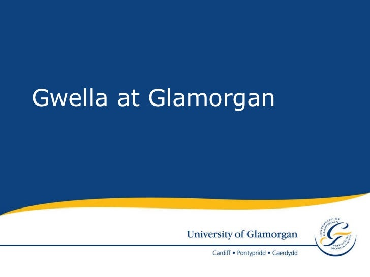 Gwella at Glamorgan