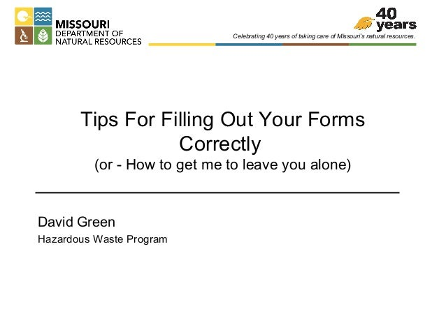 tips for filling out your cpp application