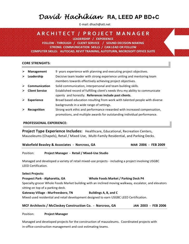 David H Page 2 And 3 Resume