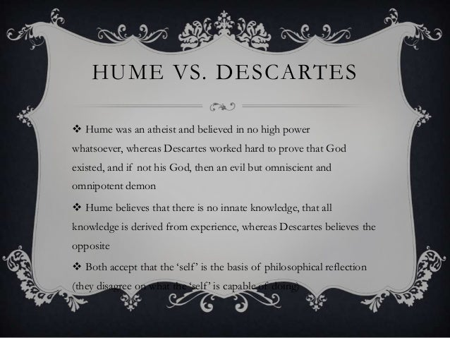 descartes epistemology Descartes' epistemology - download as powerpoint presentation (ppt), pdf file (pdf), text file (txt) or view presentation slides online.