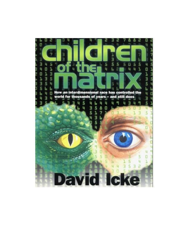 David icke   children of the matrix