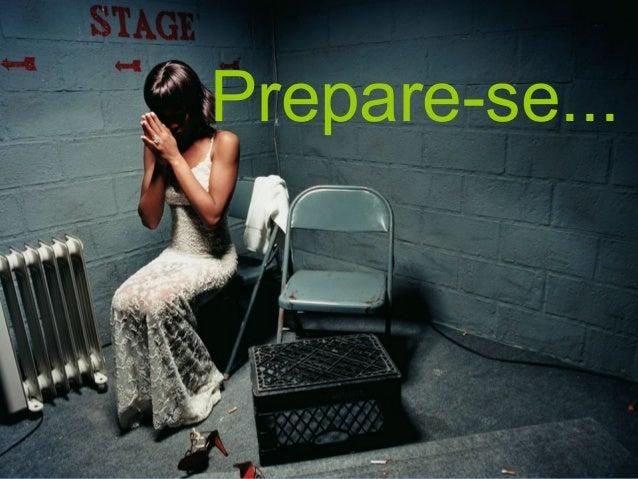 Prepare-se...