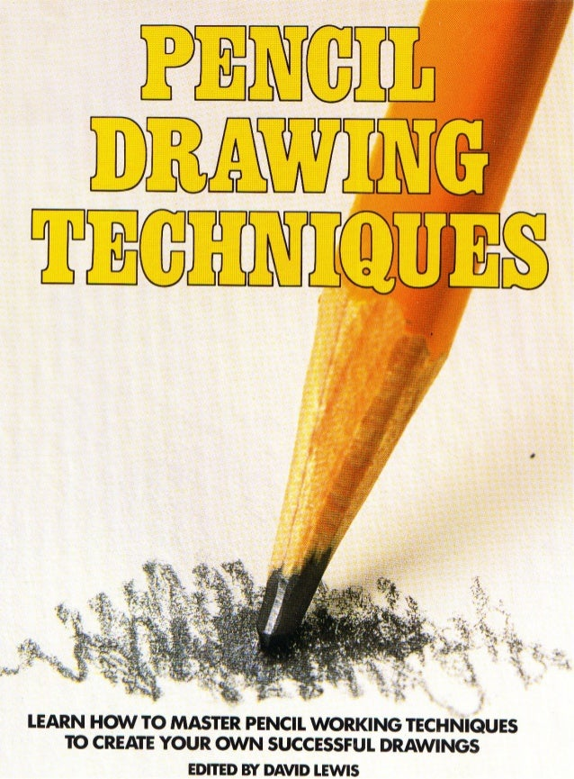 David lewis pencil_drawing_techniques__1984(1)