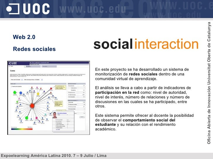 El nuevo modelo educativo de la uoc for Oficina virtual sistema red
