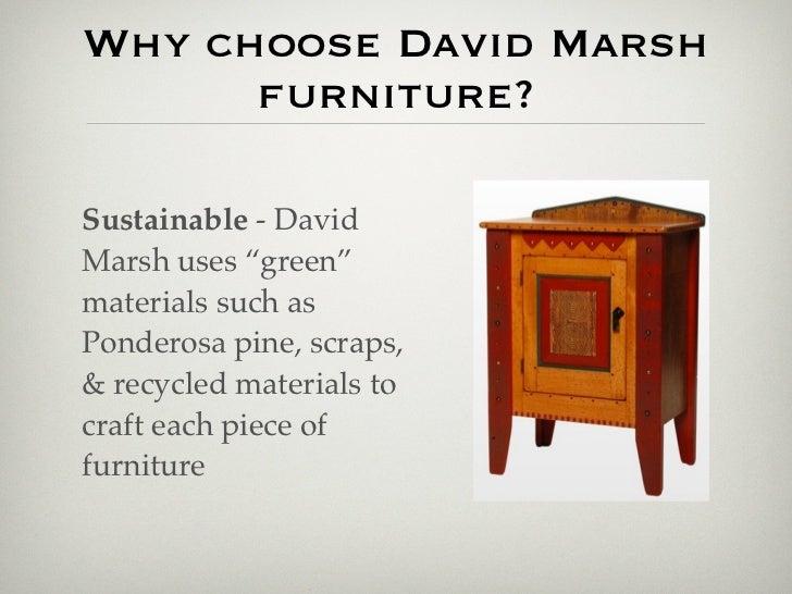 8. Why Choose David Marsh Furniture?