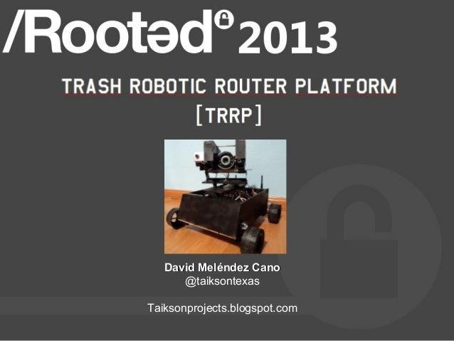 David Meléndez Cano                                     @taiksontexasTaiksonprojects.blogspot.com   Taiksonprojects.blogsp...