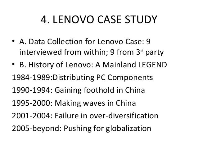 a case study of lenovo Lenovo wanted to drive sales of their products within the ebay marketplace,  specifically their 'yoga' tablet consumers in-market for a laptop as.