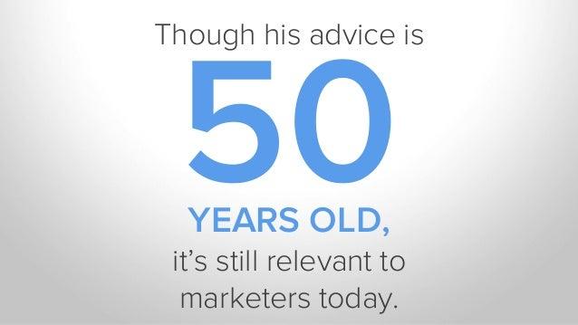 Timeless Marketing Wisdom From David Ogilvy Slide 3